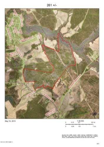 Tbd Cow Horn Road, Richlands, NC 28574