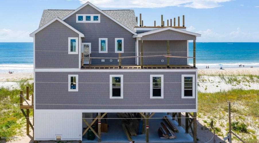 2007 Ocean Boulevard, Topsail Beach, NC 28445