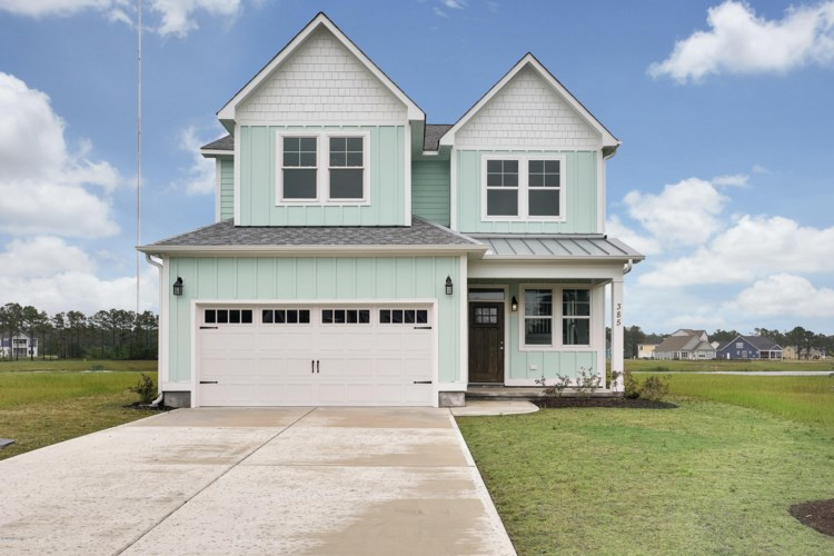 385 Summerhouse Drive, Holly Ridge, NC 28445