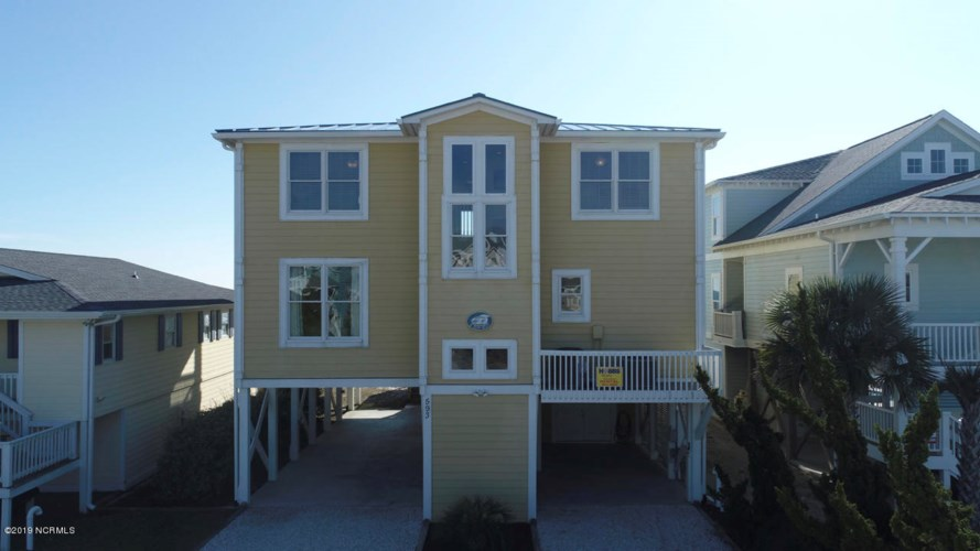 593 Ocean Boulevard W, Holden Beach, NC 28462