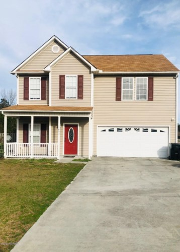 1853 Haw Branch Road, Beulaville, NC 28518