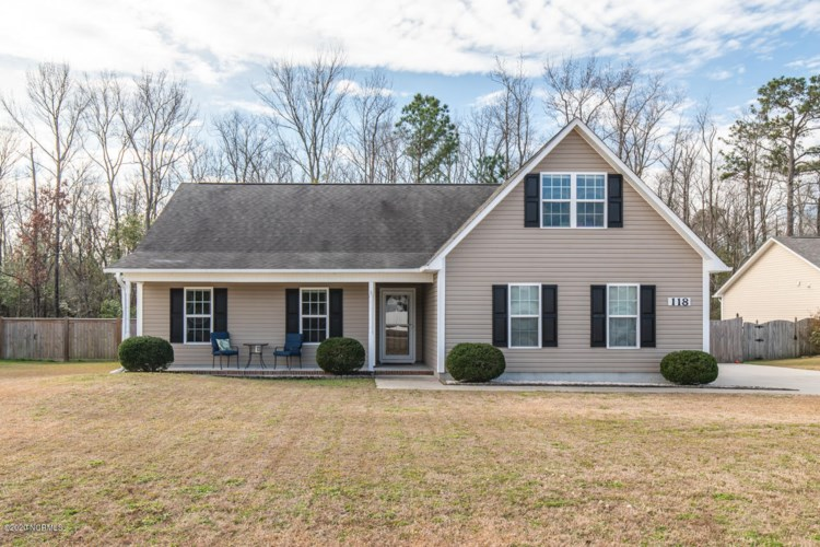 118 Christy Drive, Beulaville, NC 28518