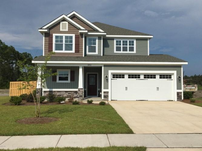 3892 Stone Harbor Place, Leland, NC 28451
