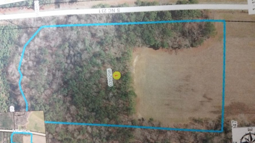 Lot 1 S Nc 231 Highway, Middlesex, NC 27557
