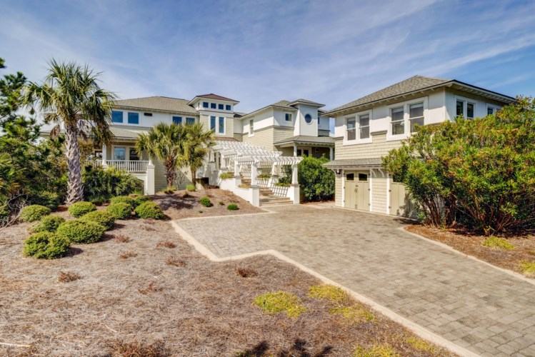 31 Cape Fear Trail, Bald Head Island, NC 28461