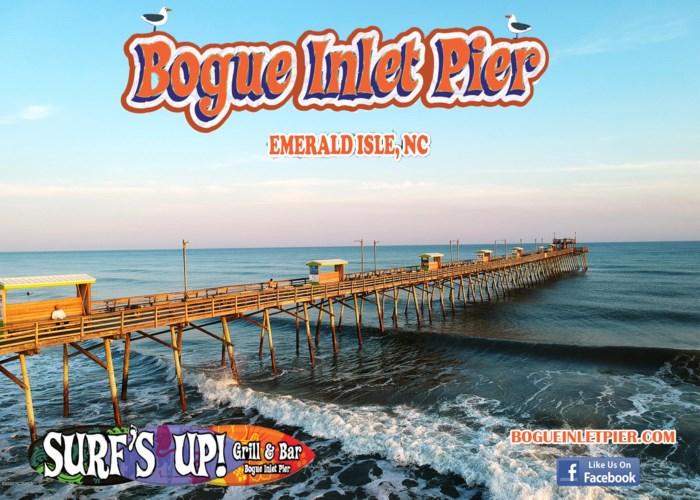 100 Bogue Inlet Drive, Emerald Isle, NC 28594
