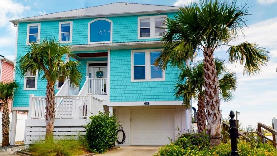 106 Teakwood Drive, Carolina Beach, NC 28428