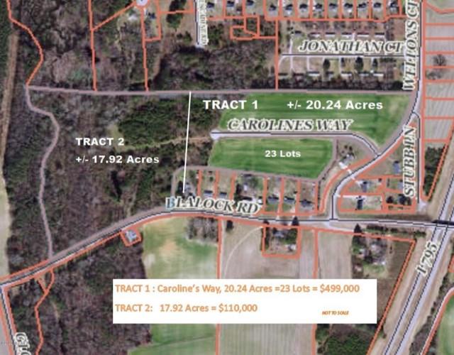 5568 Carolines Way, Wilson, NC 27893