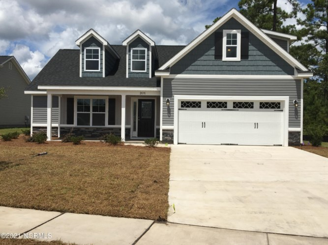 2091 Southern Pine Drive, Leland, NC 28451