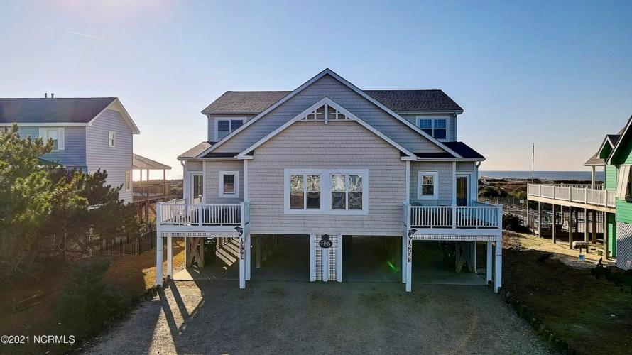 1295 Ocean Boulevard W #A & B, Holden Beach, NC 28462