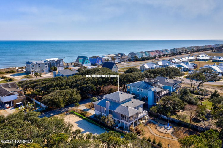 1012 Ocean View, Kure Beach, NC 28449
