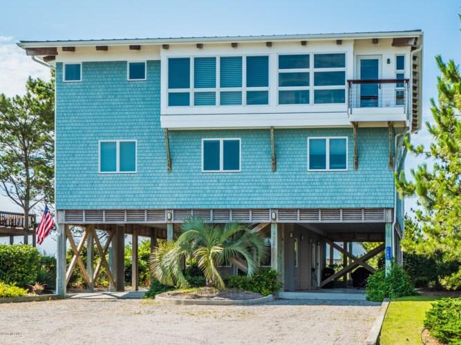 1283 Ocean Boulevard W, Holden Beach, NC 28462