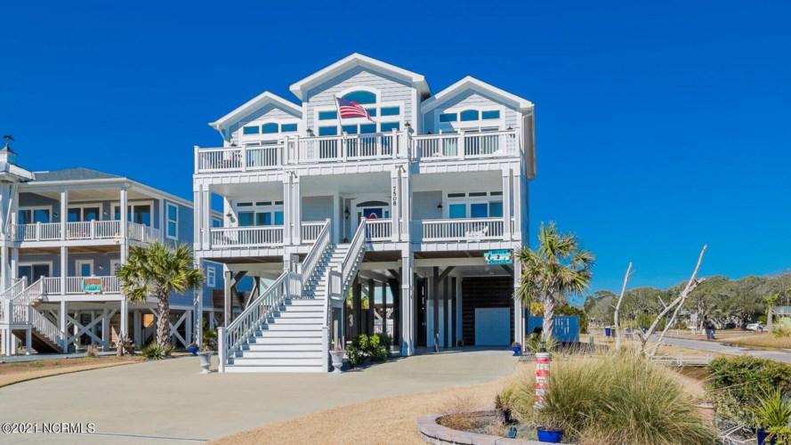 7508 E Beach Drive, Oak Island, NC 28465
