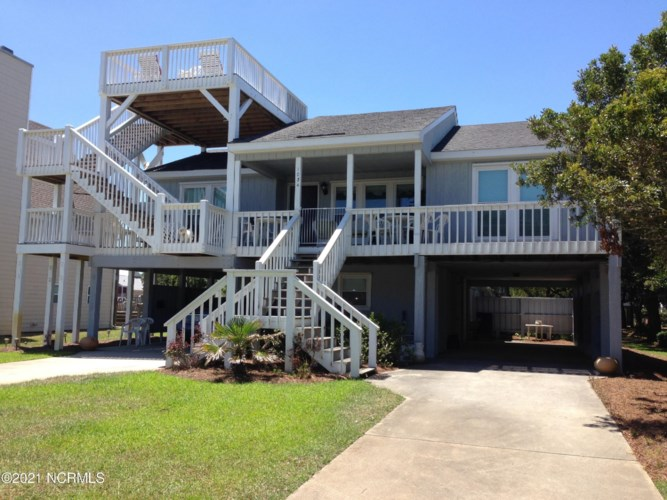 1034 Fort Fisher Boulevard S, Kure Beach, NC 28449