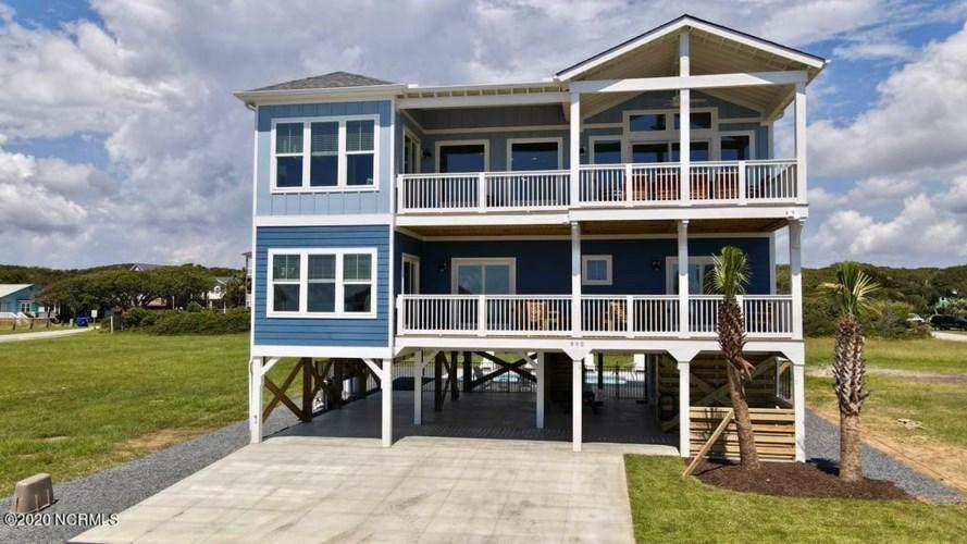 902 Ocean Drive, Oak Island, NC 28465