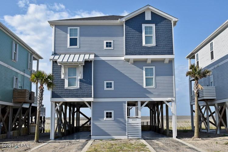 4627 E Beach Drive, Oak Island, NC 28465