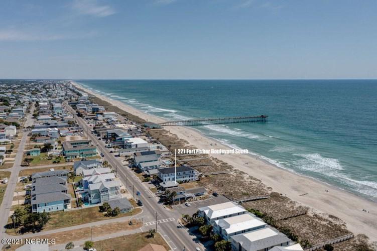 221 S Fort Fisher Boulevard, Kure Beach, NC 28449