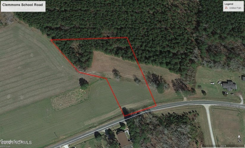 0 Clemmons School Road, Stokes, NC 27884