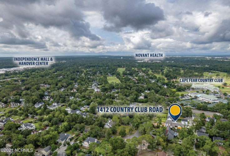 1412 Country Club Road, Wilmington, NC 28403