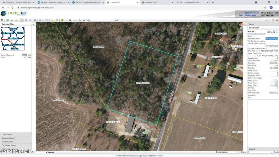 000 Old Stage Road, Gibson, NC 28343