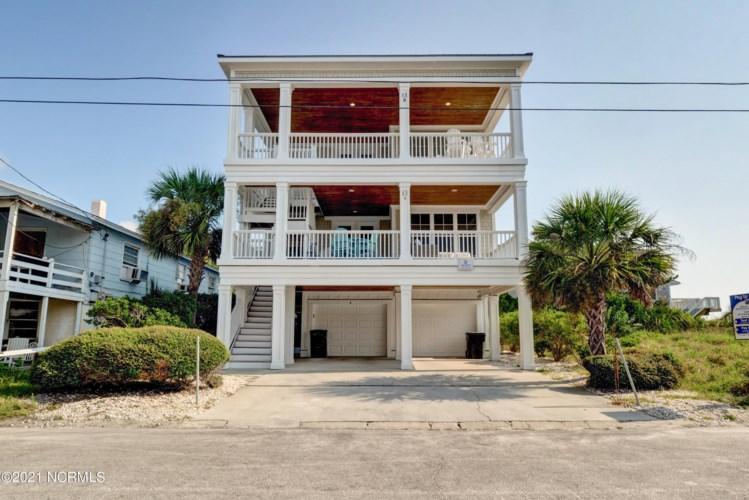 13 Seagull Street #B, Wrightsville Beach, NC 28480