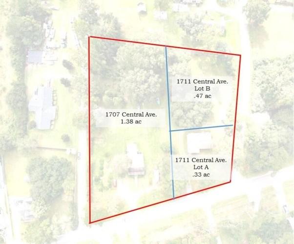 1707/1711 Central Avenue, Summerville, SC 29483