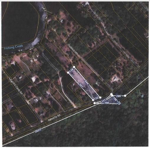8306 Palmetto Road, Edisto Island, SC 29438