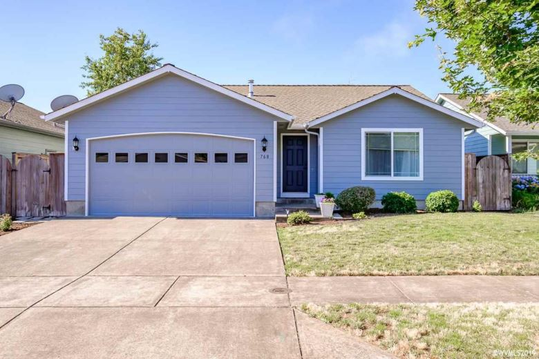 768 Whirlwind Dr NE, Albany, OR 97322