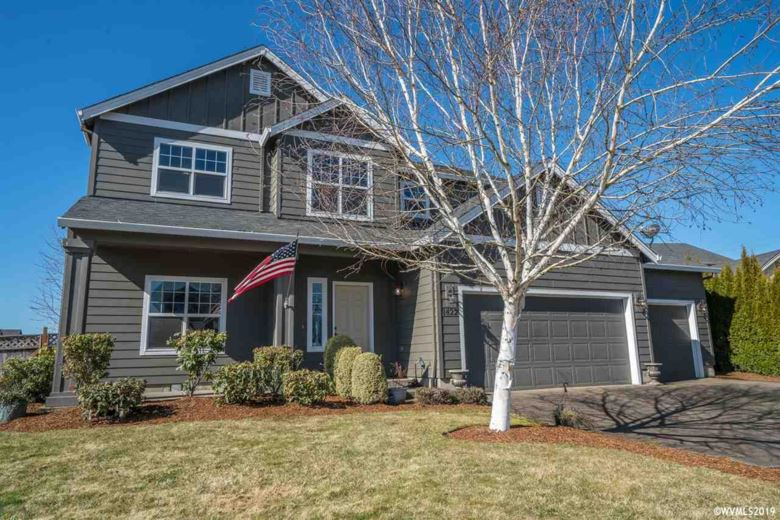 1422 Meadowglen Ct, Monmouth, OR 97361