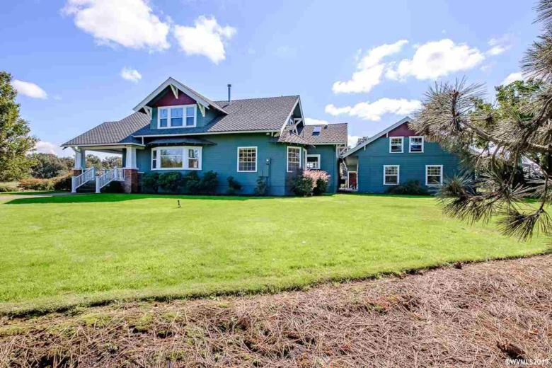 27390 High Pass Rd, Junction City, OR 97448