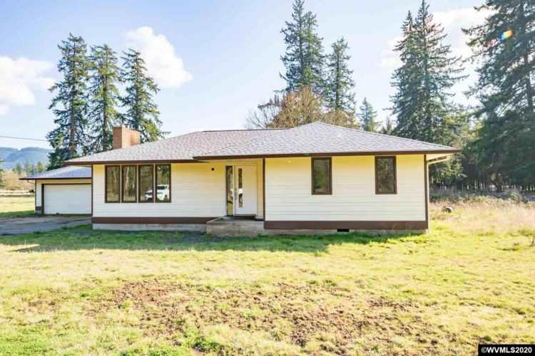 19074 Old Mehama Rd, Stayton, OR 97383