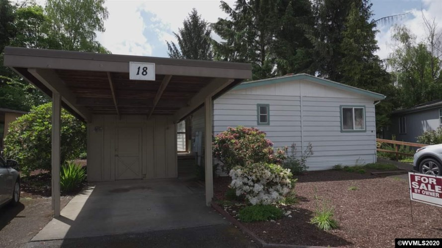 1905 Waverly (#18) Dr, Albany, OR 97322