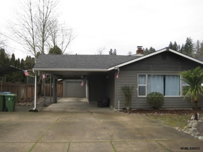 1253 Jefferson St, Stayton, OR 97383