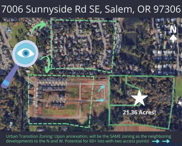 7006 Sunnyside Rd SE, Salem, OR 97306