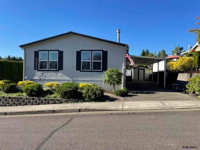 1630 Wallace #56 Rd, Salem, OR 97304