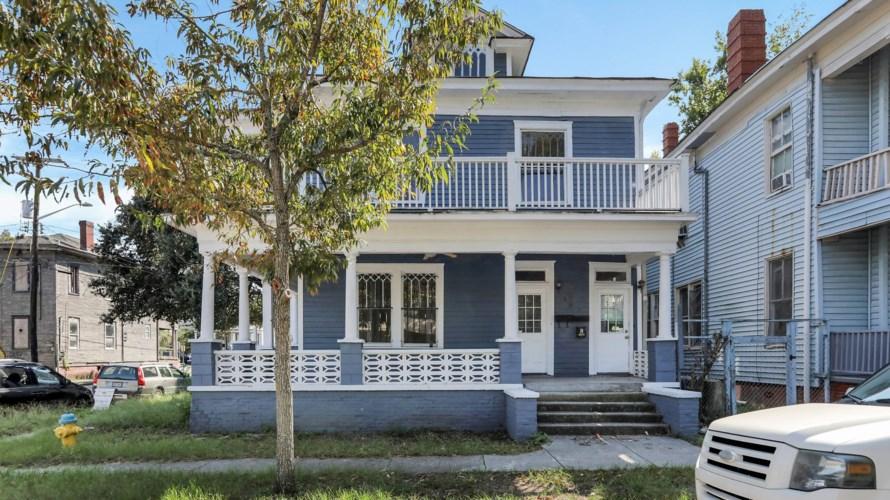 301 W 32nd Street, Savannah, GA 31401