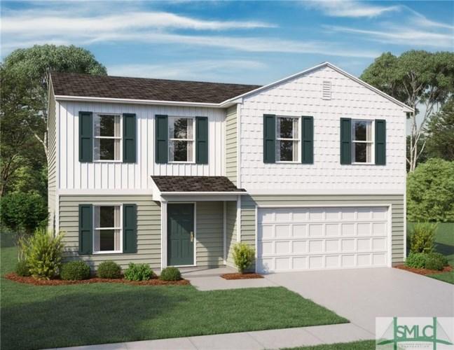 108 Amber Mill Circle, Brunswick, GA 31525