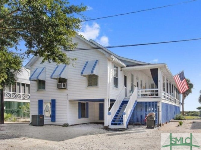 6 13th Place, Tybee Island, GA 31328