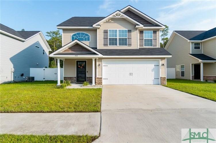 192 Grandview Drive, Hinesville, GA 31313