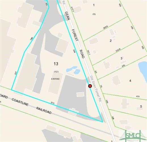1757 Old Dean Forest Road, Pooler, GA 31322