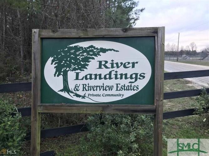Lot 17 River Landing, Midville, GA 30441
