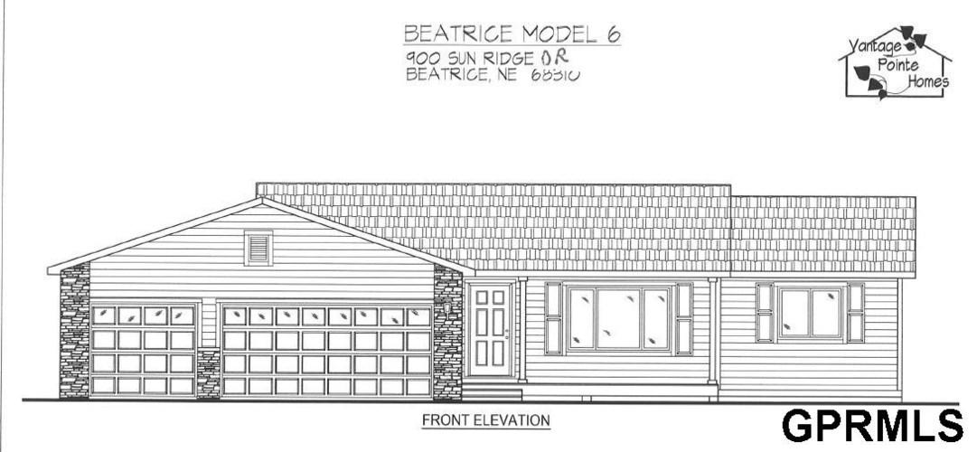 900 Sun Ridge Court, Beatrice, NE 68310
