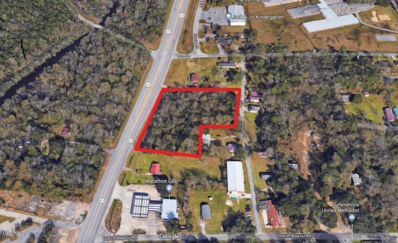 3.47 Acres Hwy 613, Moss Point, MS 39563