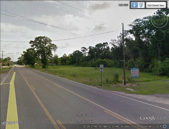 -0- Hwy 613, Moss Point, MS 39563