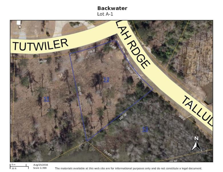 Lot A-1 Tutwiler Cove, Hattiesburg, MS 39402