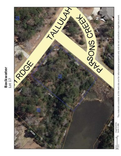 Lot 17 Tallulah Ridge, Hattiesburg, MS 39402