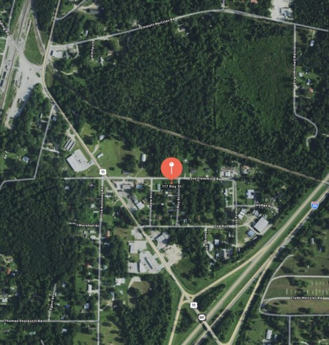 117 Roy St., Picayune, MS 39463