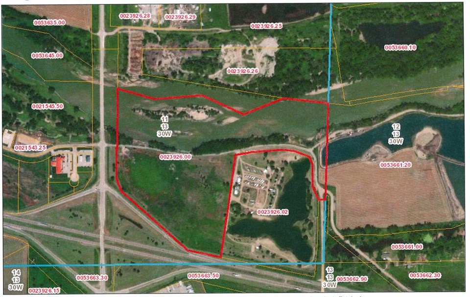 Newberry Access & I-80 NE Development Site, NORTH PLATTE, NE 69101