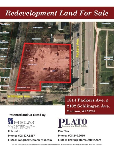 1814 Packers Ave, Madison, WI 53704 on