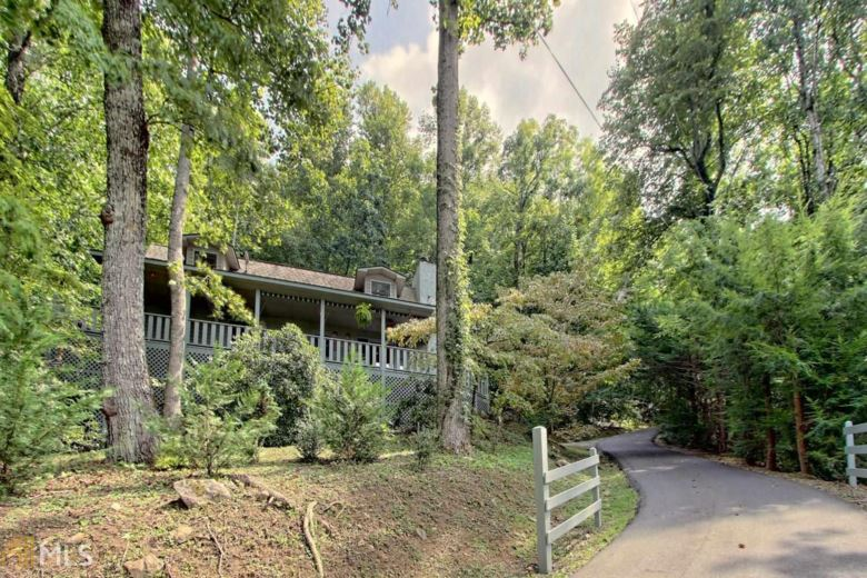 769 Chestnut Mountain Rd, Rabun Gap, GA 30568